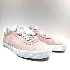 Women's H&M Powder Pink Sneakers, Size 8